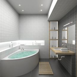 Bathroom Design Gallery on Bathrooms With That W O W  Factor
