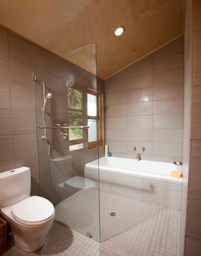 Fix it renovations for Wet area bathroom ideas